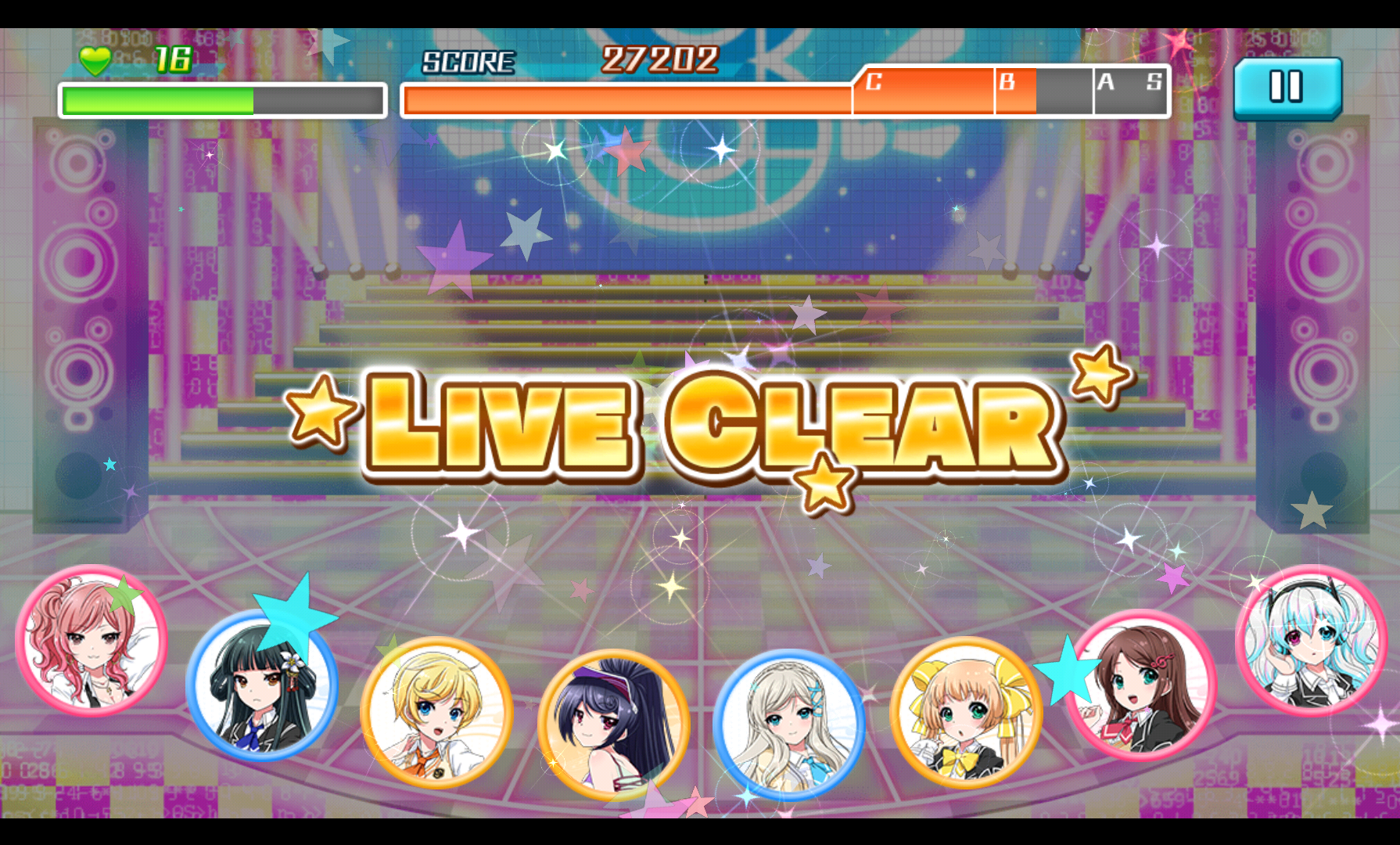 8 beat Story♪ androidアプリスクリーンショット3