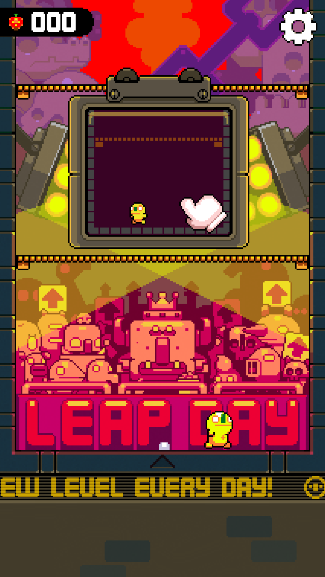 androidアプリ Leap Day攻略スクリーンショット1