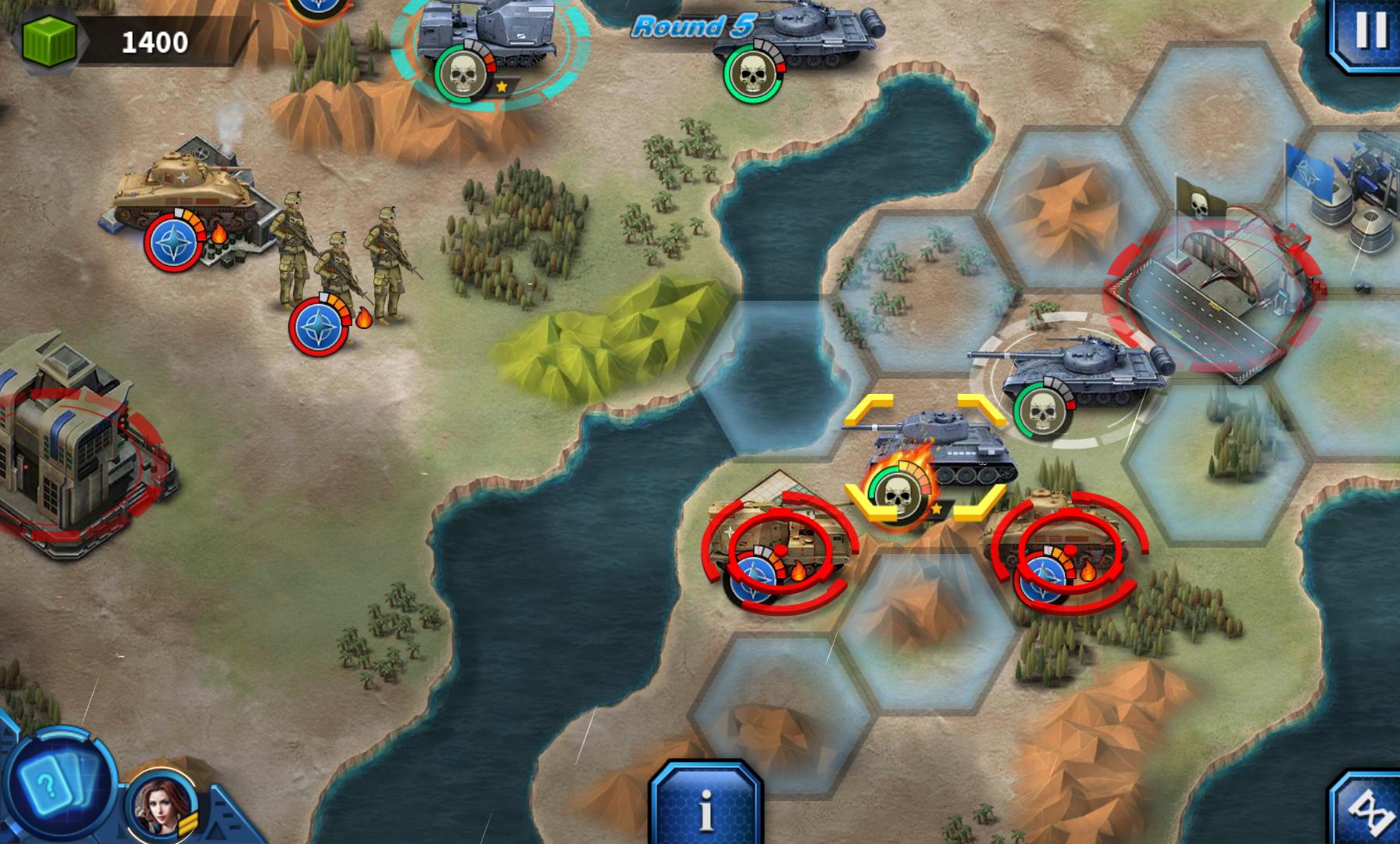 将軍の栄光2: ACE androidアプリスクリーンショット3