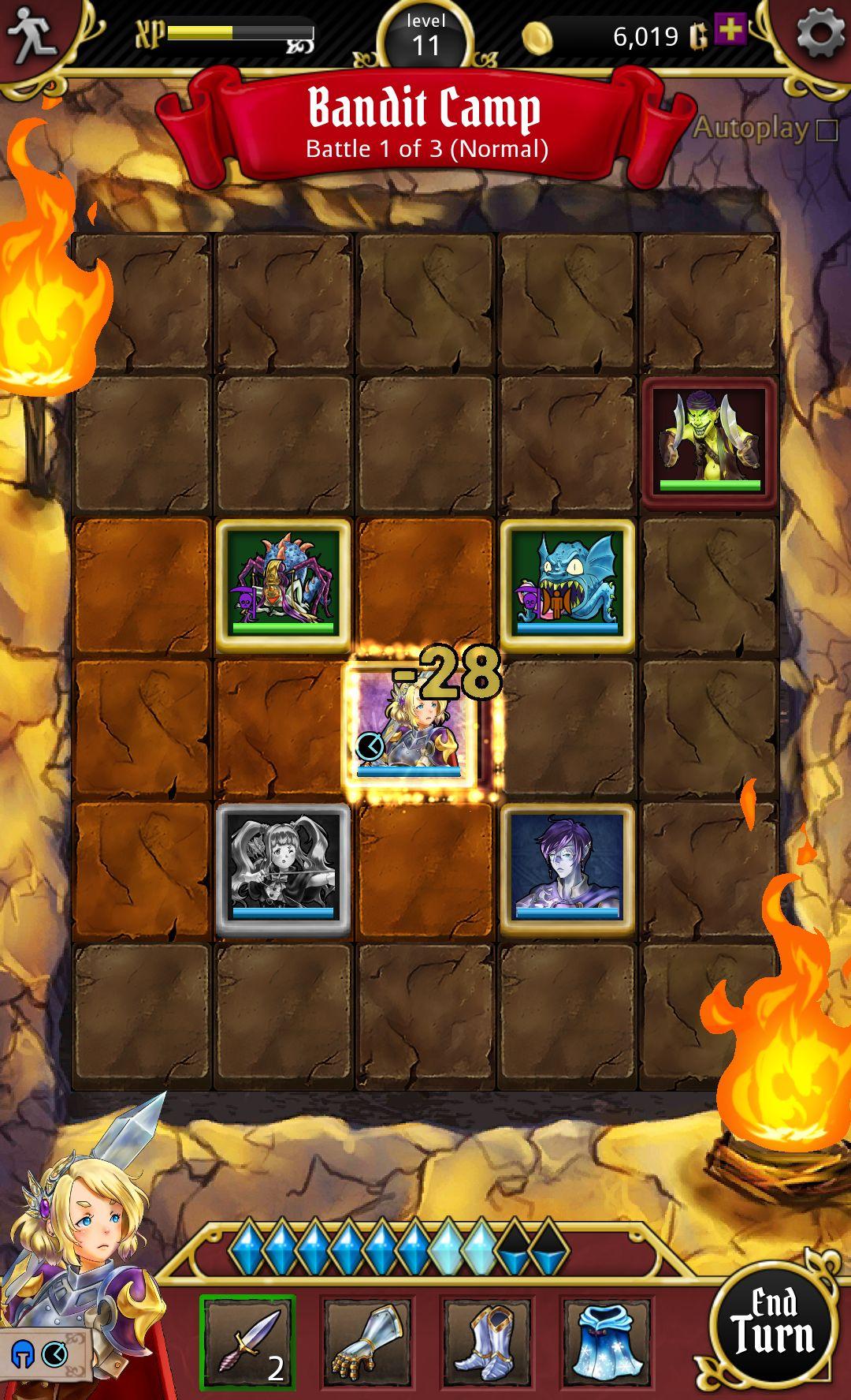 Raid Tactics androidアプリスクリーンショット1