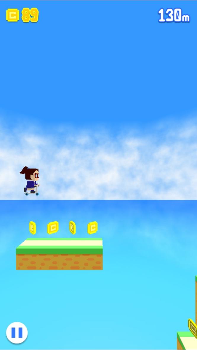 androidアプリ スーパーおばあちゃんズ攻略スクリーンショット5