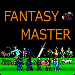 ファンタシーマスターRPG(Fantasy Master RPG)