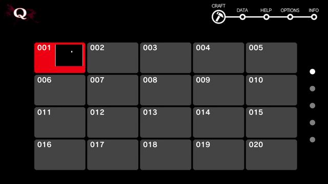 androidアプリ Q craft攻略スクリーンショット2