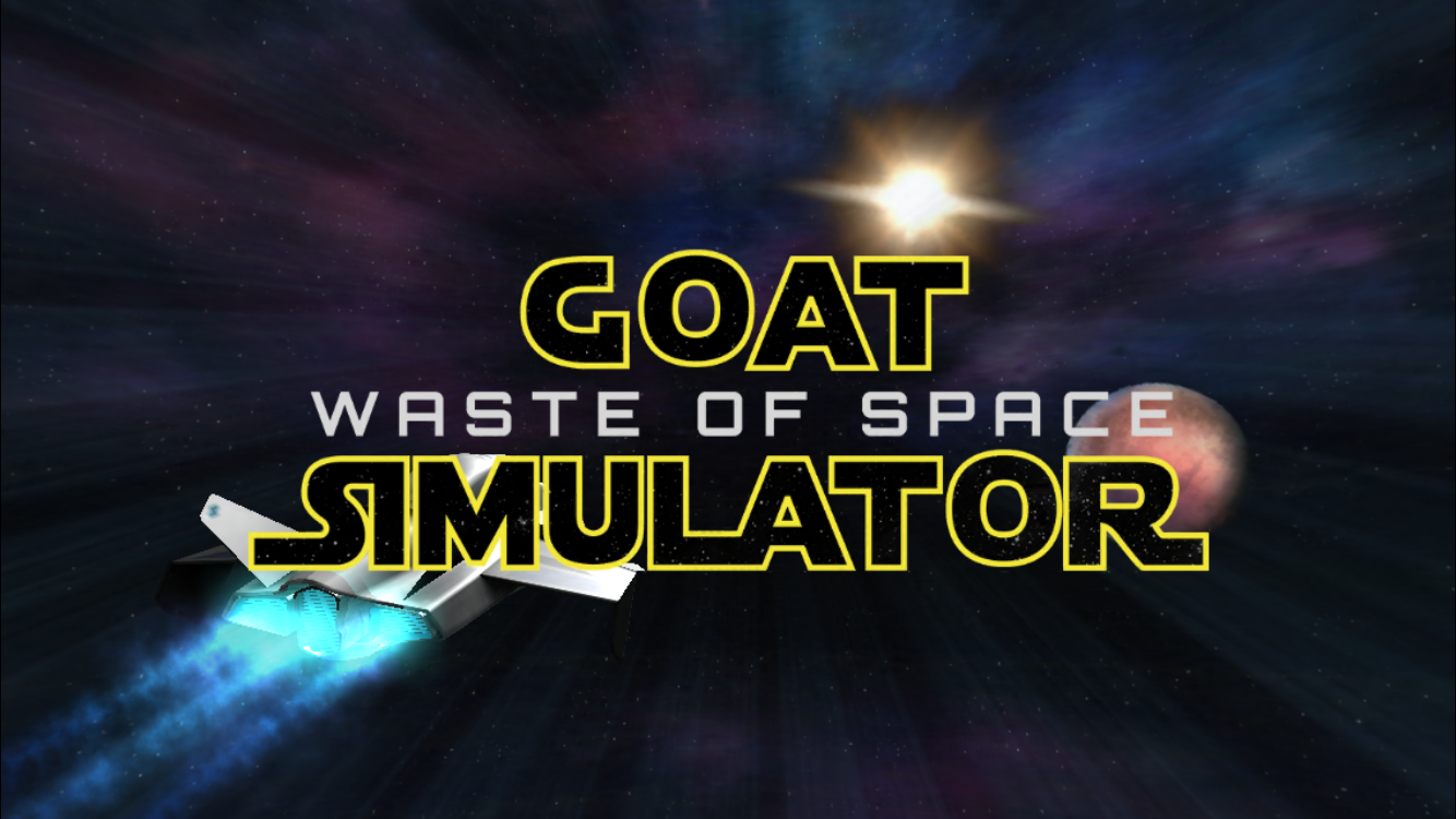 androidアプリ Goat Simulator Waste of Space攻略スクリーンショット1