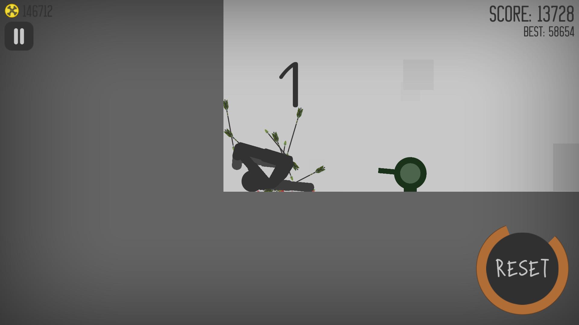 androidアプリ Stickman Dismounting攻略スクリーンショット5