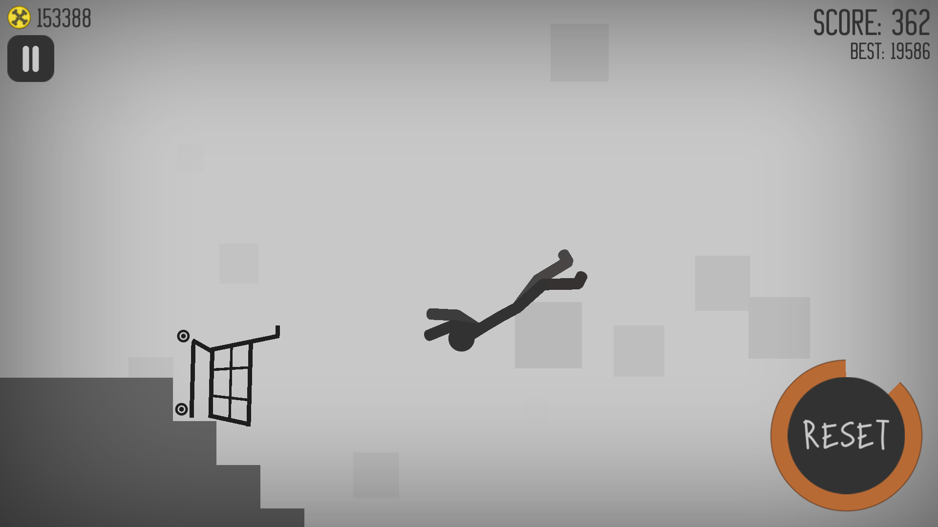 Stickman Dismounting androidアプリスクリーンショット3