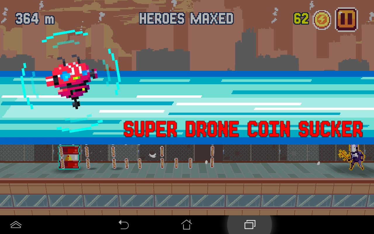 Pixel Super Heroes androidアプリスクリーンショット2