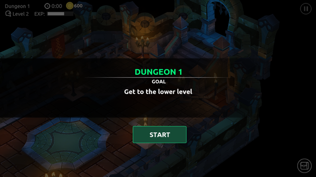 androidアプリ Dungeon Legends攻略スクリーンショット3