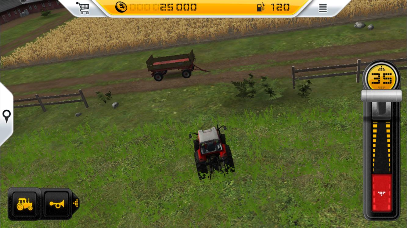 Farming Simulator 14 androidアプリスクリーンショット3