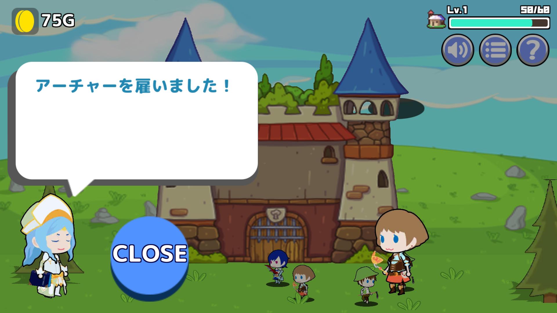 androidアプリ 乱闘!ゴチャキャラうぉーず攻略スクリーンショット4