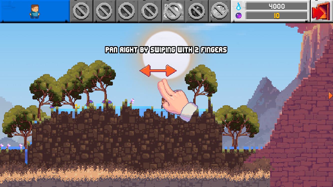 androidアプリ The Sandbox Evolution攻略スクリーンショット3