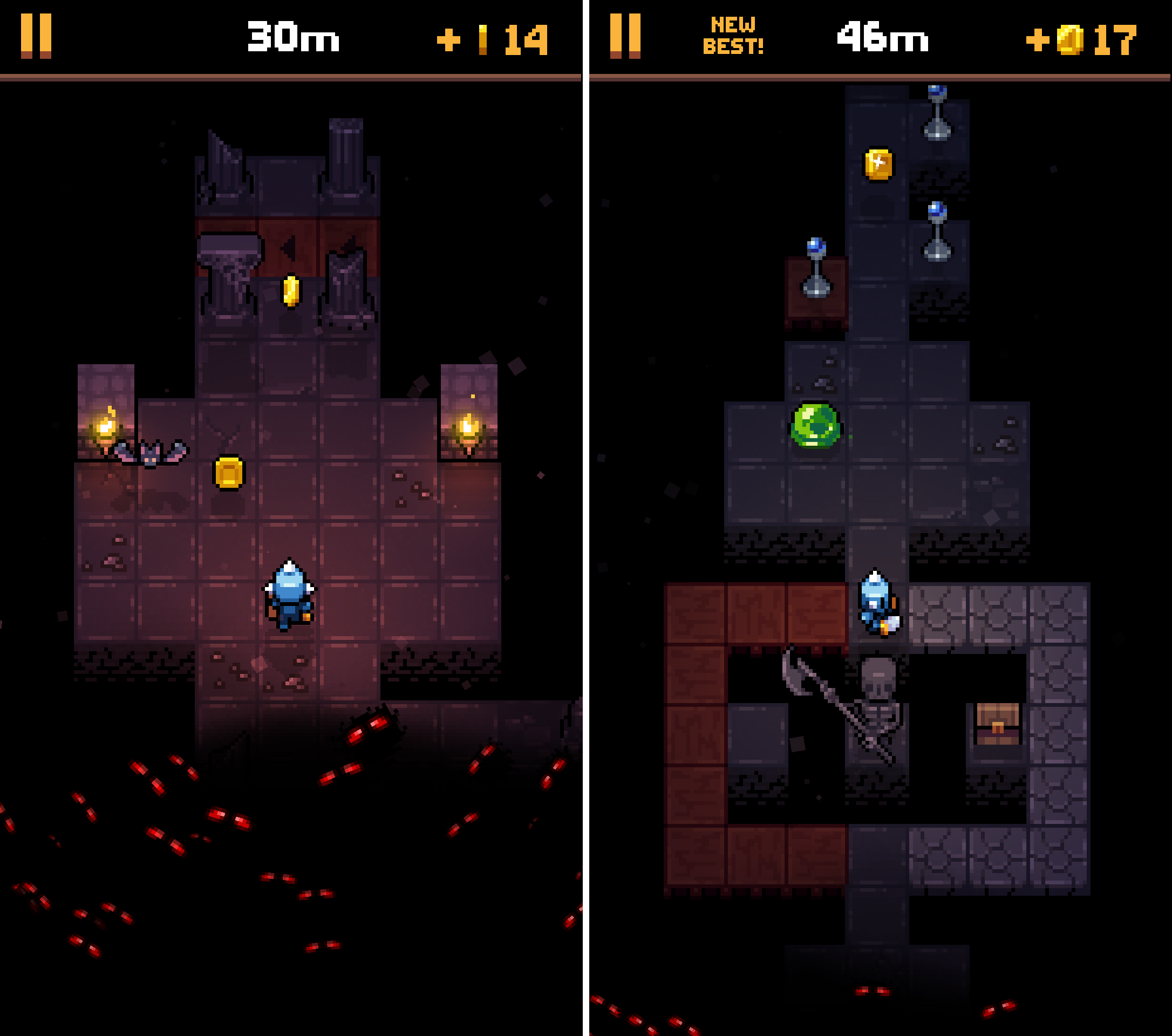 Redungeon androidアプリスクリーンショット1