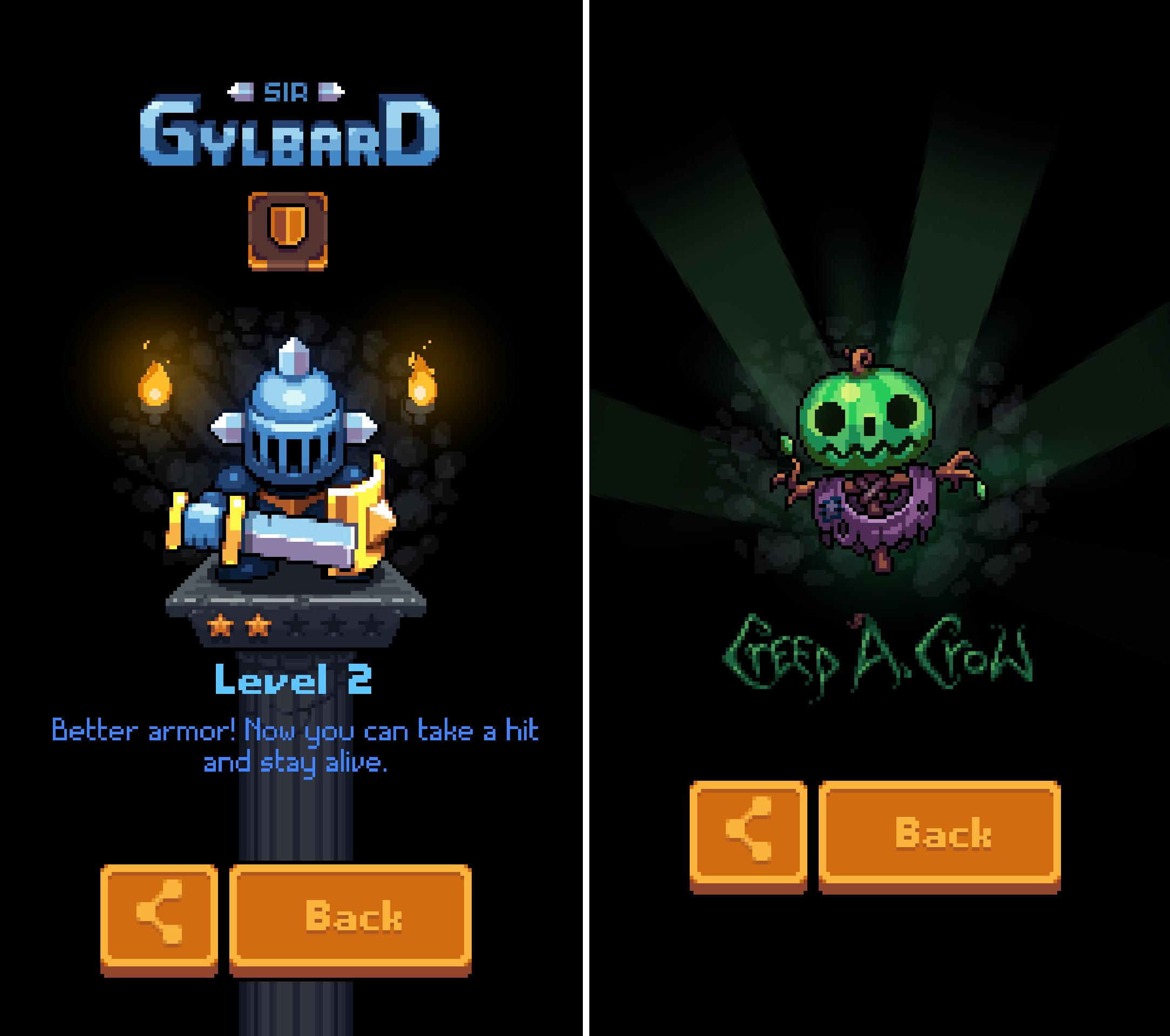 Redungeon androidアプリスクリーンショット3