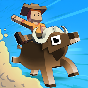ロデオスタンピード(Rodeo Stampede: Sky Zoo Safari)