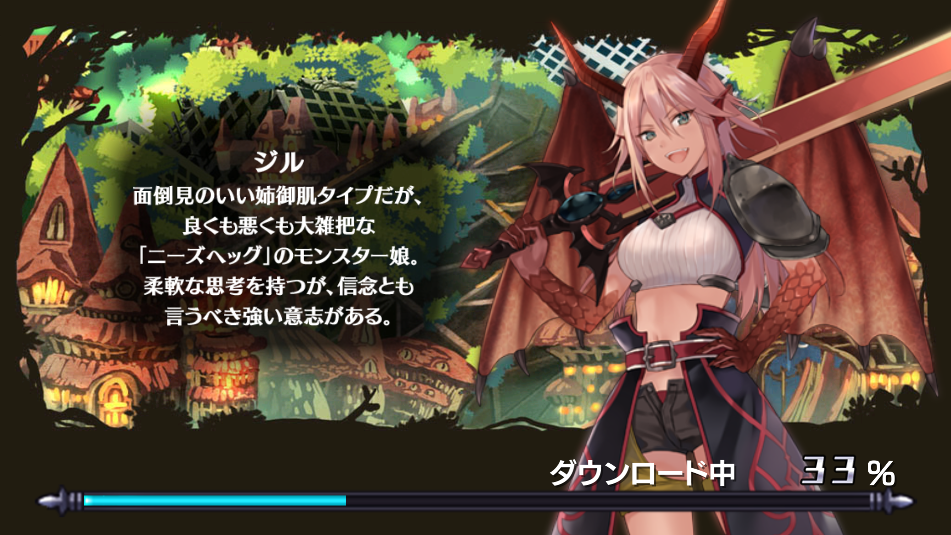 androidアプリ 限界凸騎 モンスターモンピース NAKED攻略スクリーンショット2