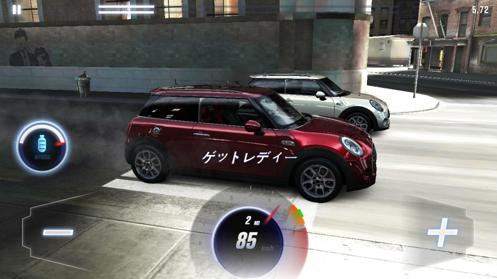 CSR Racing 2 androidアプリスクリーンショット1