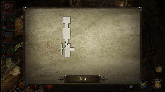 androidアプリ Arcane Quest 3攻略スクリーンショット2