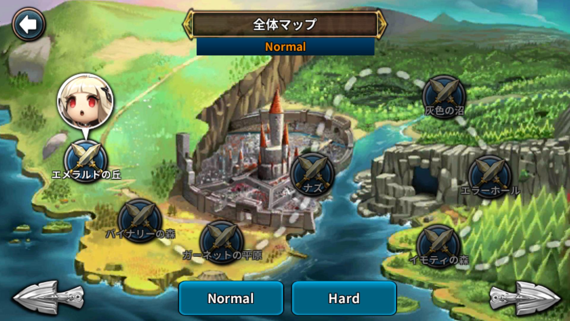 androidアプリ Demong Hunter 2攻略スクリーンショット6