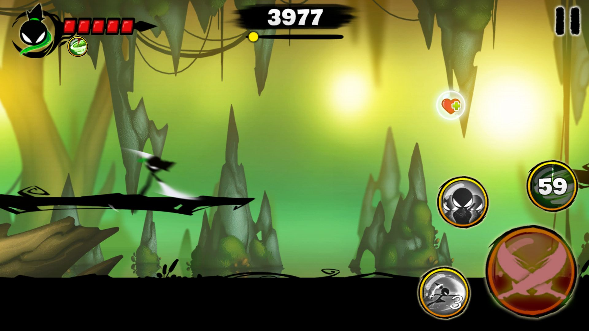 Stickman Revenge 3 androidアプリスクリーンショット3