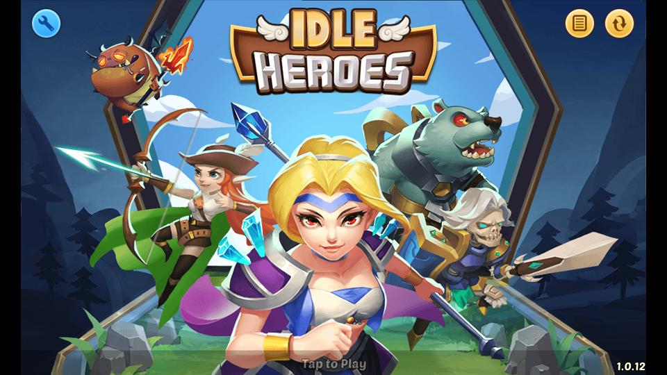 Idle Heroes(アイドルヒーローズ)