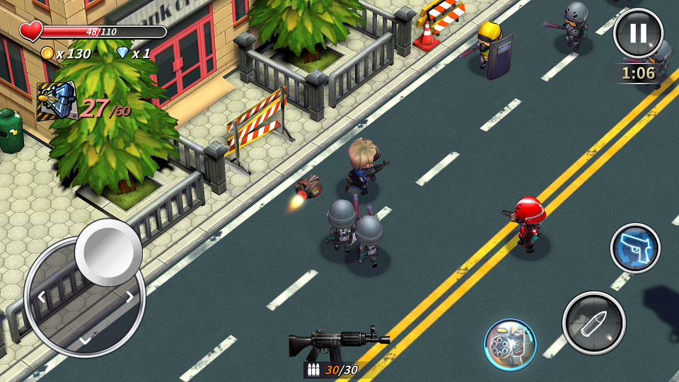 androidアプリ Point Blank Counter Attack攻略スクリーンショット3