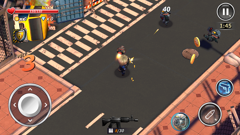 androidアプリ Point Blank Counter Attack攻略スクリーンショット6