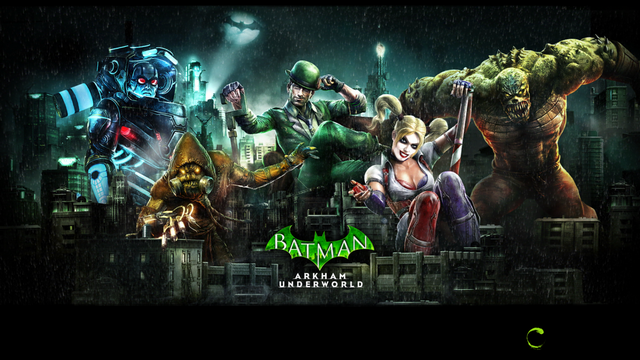 androidアプリ Batman: Arkham Underworld攻略スクリーンショット1