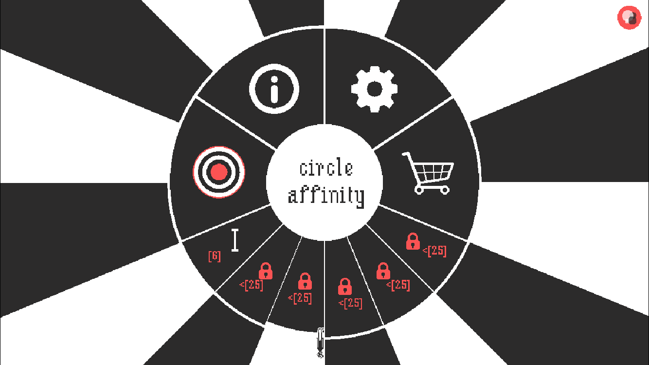 androidアプリ Circle Affinity攻略スクリーンショット3