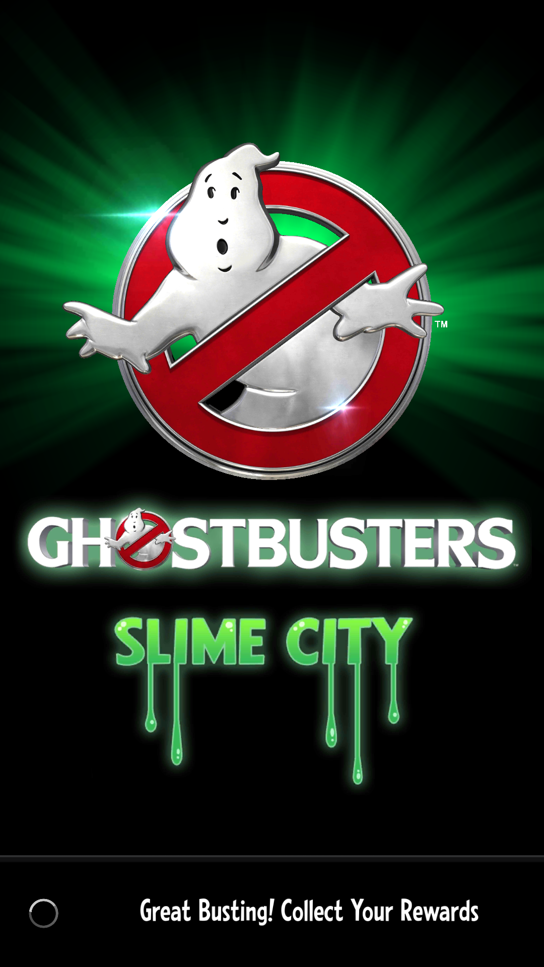 androidアプリ Ghostbusters : Slime City(ゴーストバスターズ)攻略スクリーンショット1