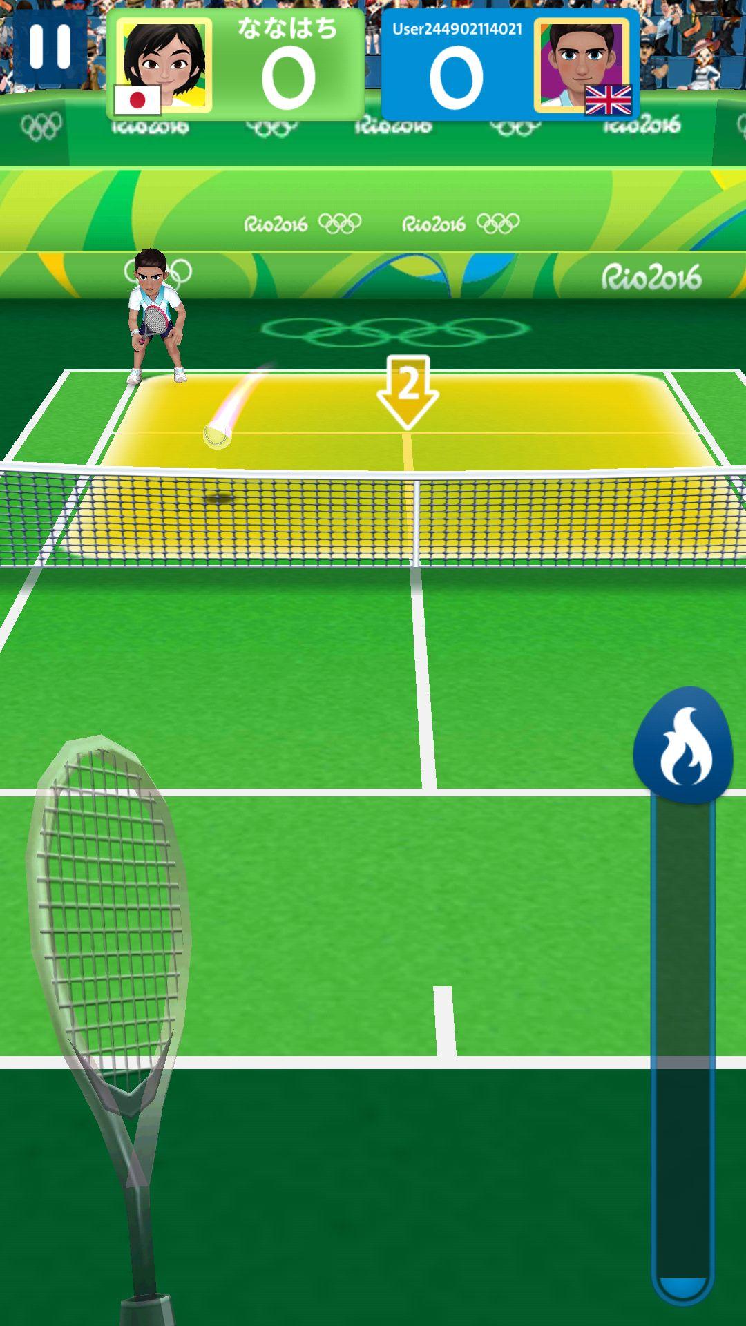 リオ2016オリンピック ゲームズ androidアプリスクリーンショット1
