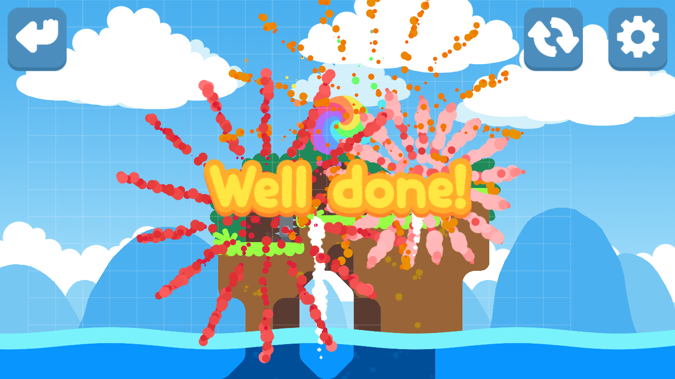 Snakebird androidアプリスクリーンショット3