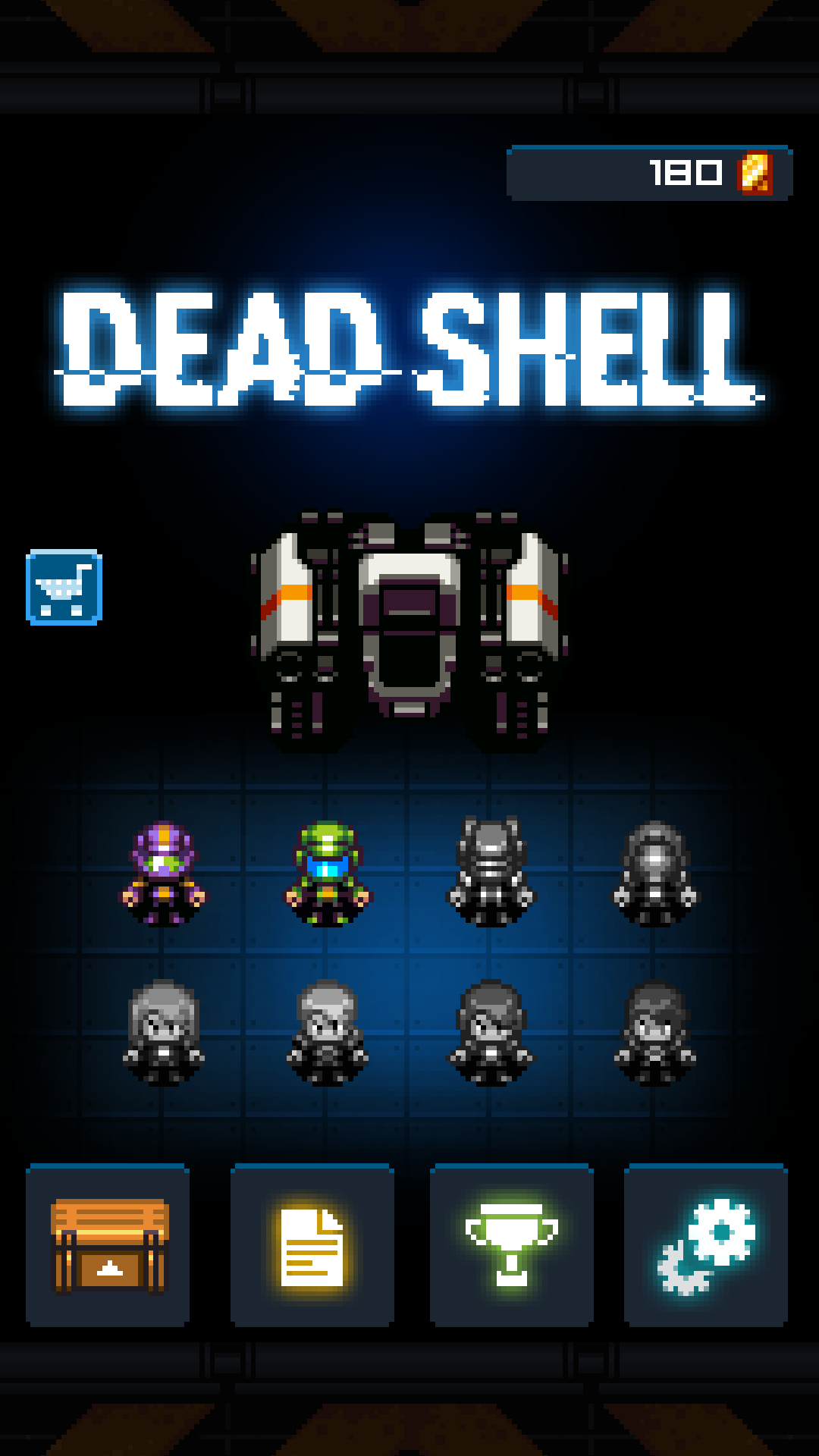 androidアプリ Dead Shell攻略スクリーンショット1