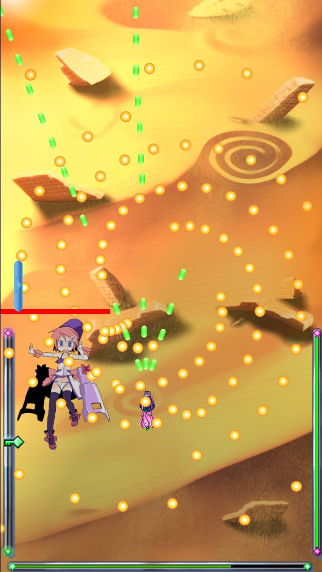 androidアプリ 魔砲学園(End of Star MCA:Unity)攻略スクリーンショット5