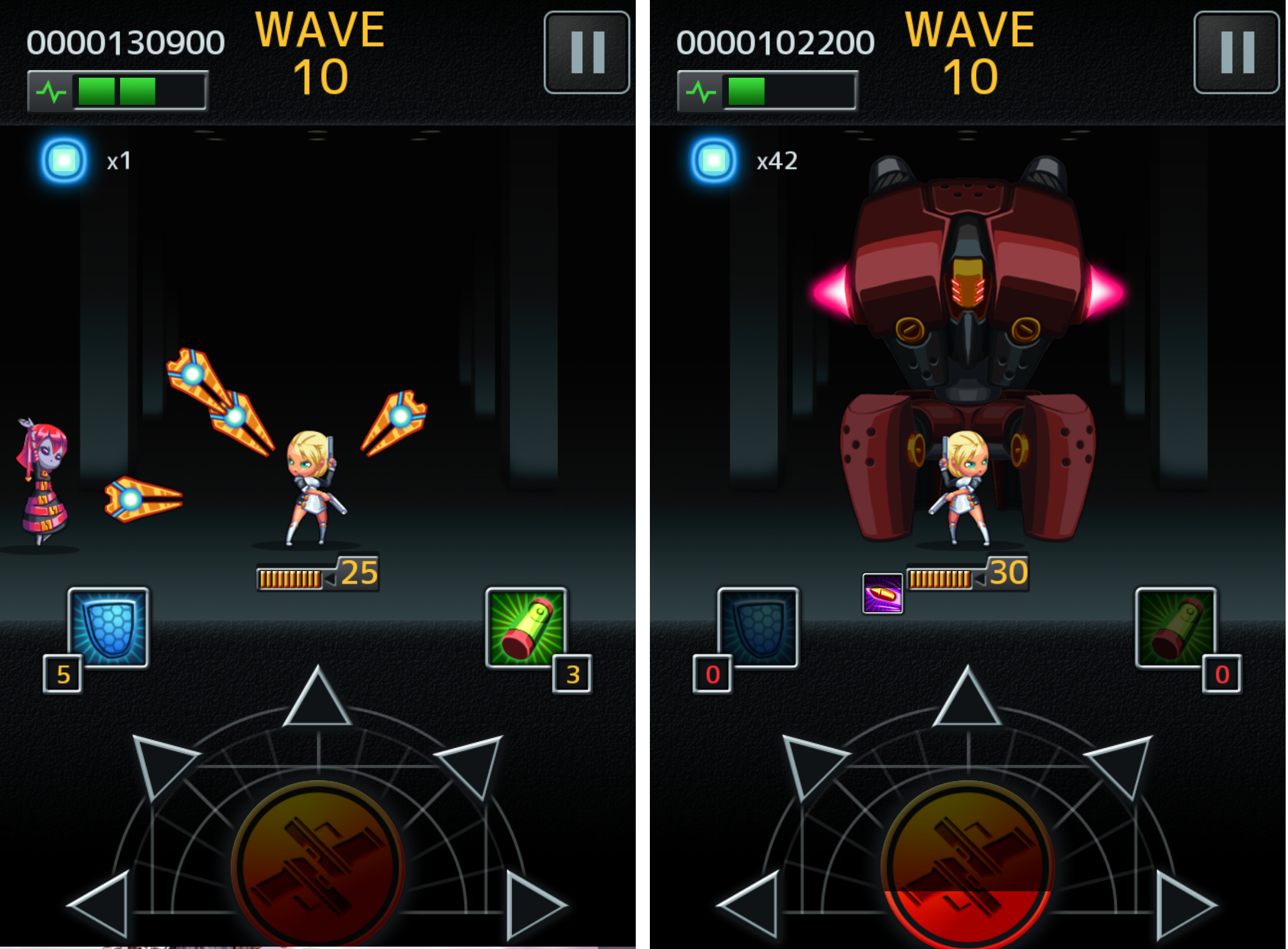 Bullet Rain androidアプリスクリーンショット2