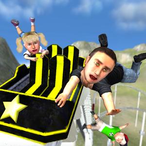 Roller Coaster Simulator(ジェットコースター)