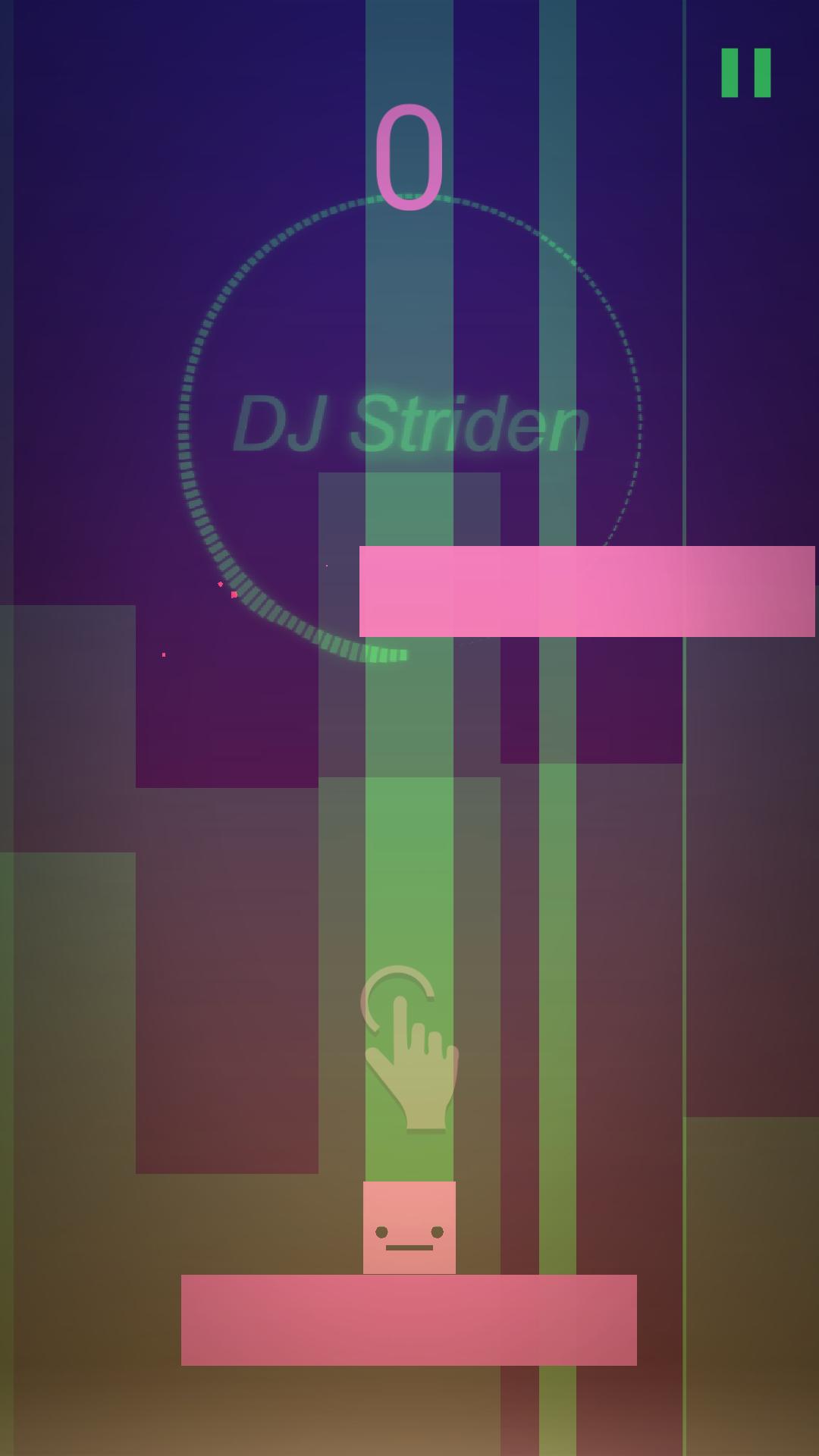 androidアプリ Beat Stomper攻略スクリーンショット2