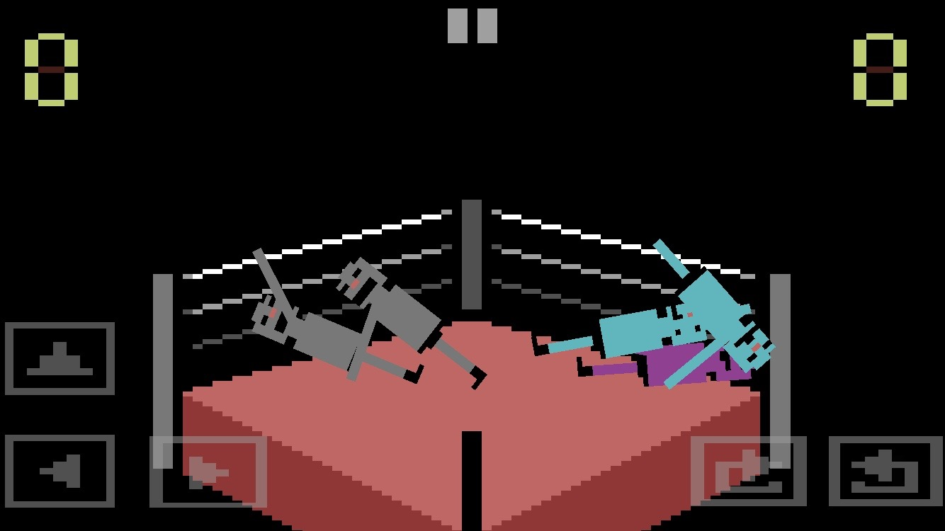 androidアプリ Wrassling攻略スクリーンショット3