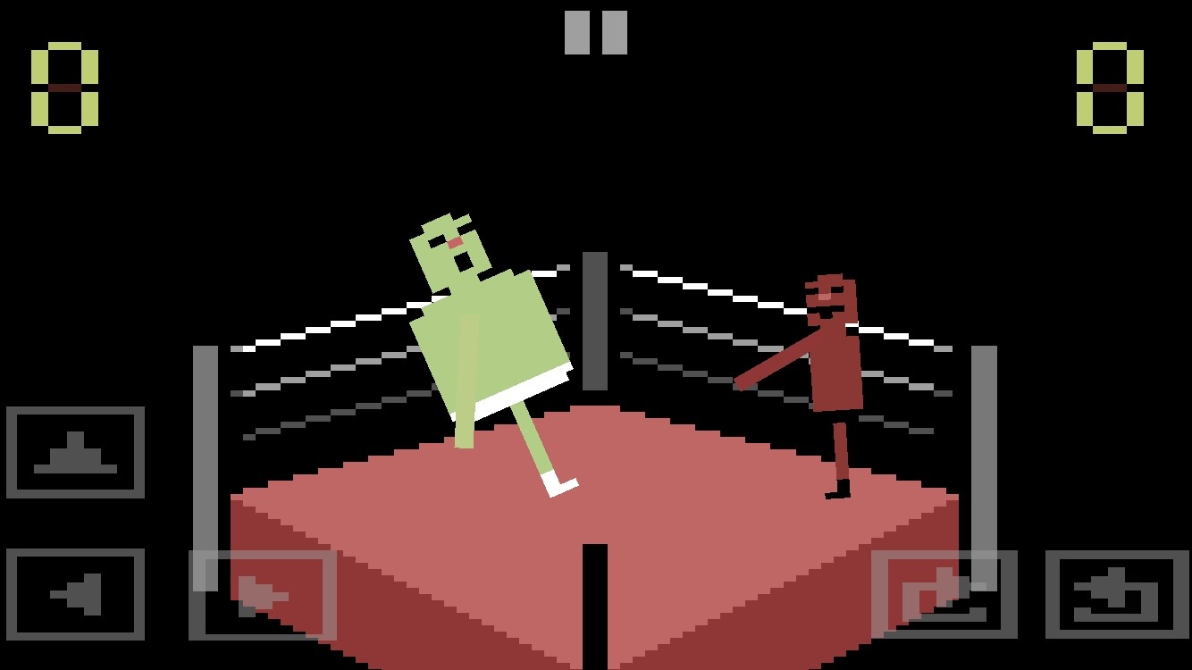 androidアプリ Wrassling攻略スクリーンショット5