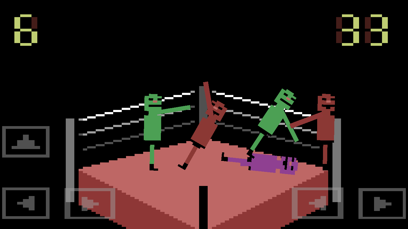 Wrassling androidアプリスクリーンショット2