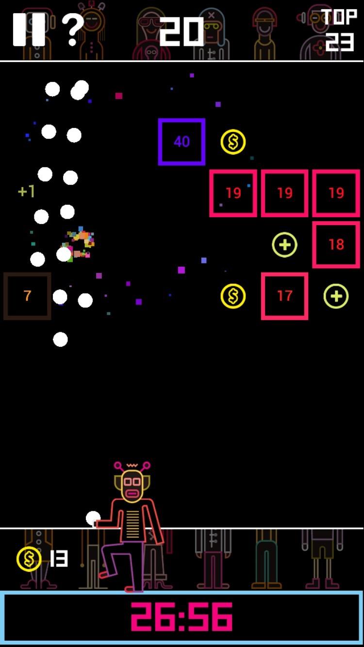 BBTAN androidアプリスクリーンショット2