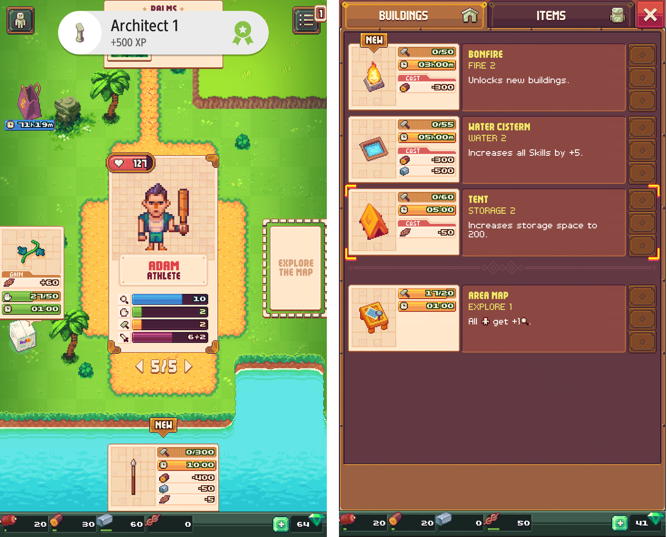 Tinker Island androidアプリスクリーンショット3