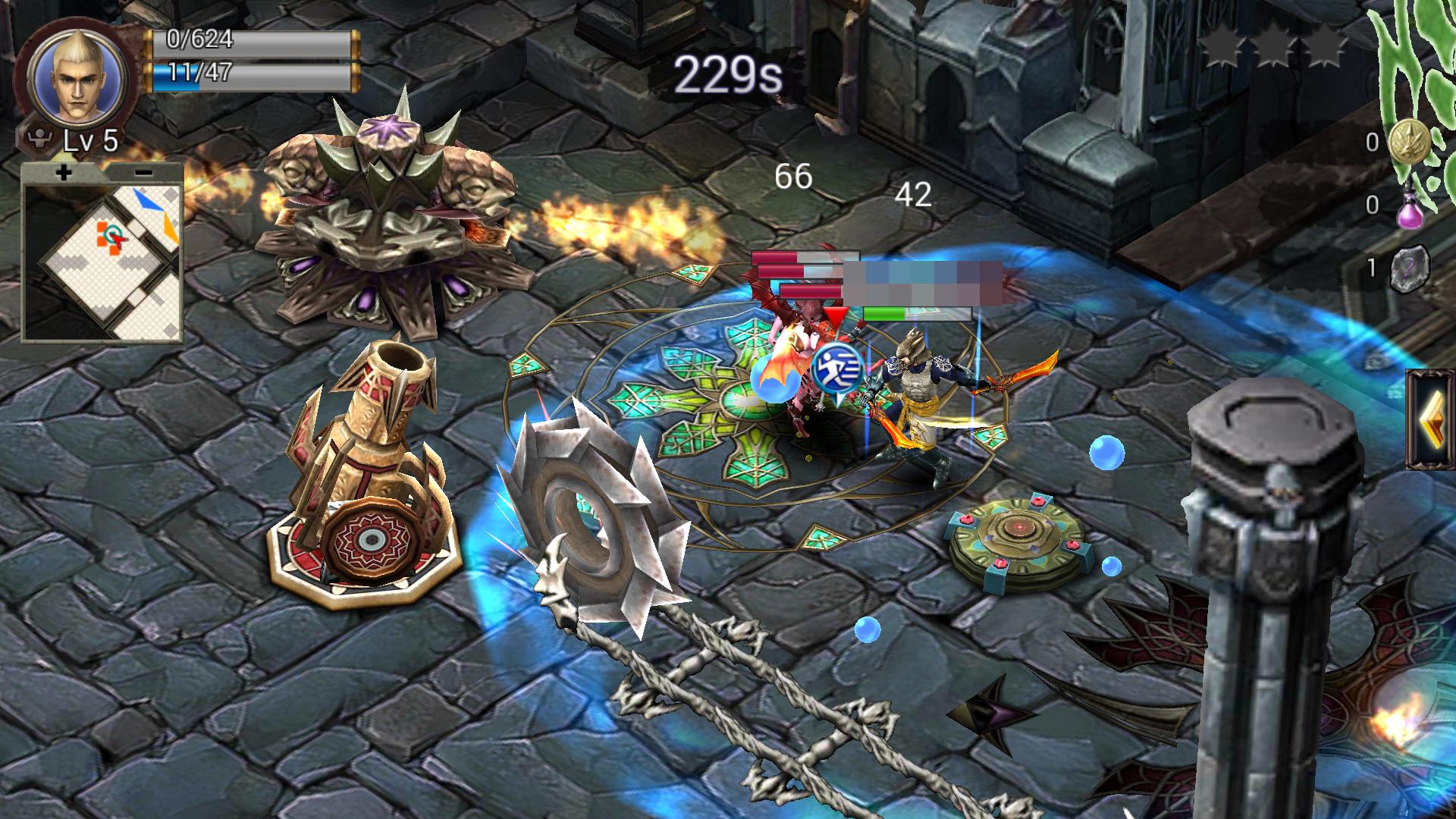Fortress Legends(フォートレスレジェンズ) androidアプリスクリーンショット2