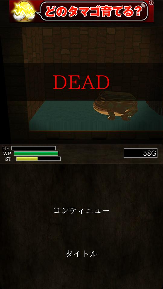 androidアプリ 〜Labyrinth〜攻略スクリーンショット6