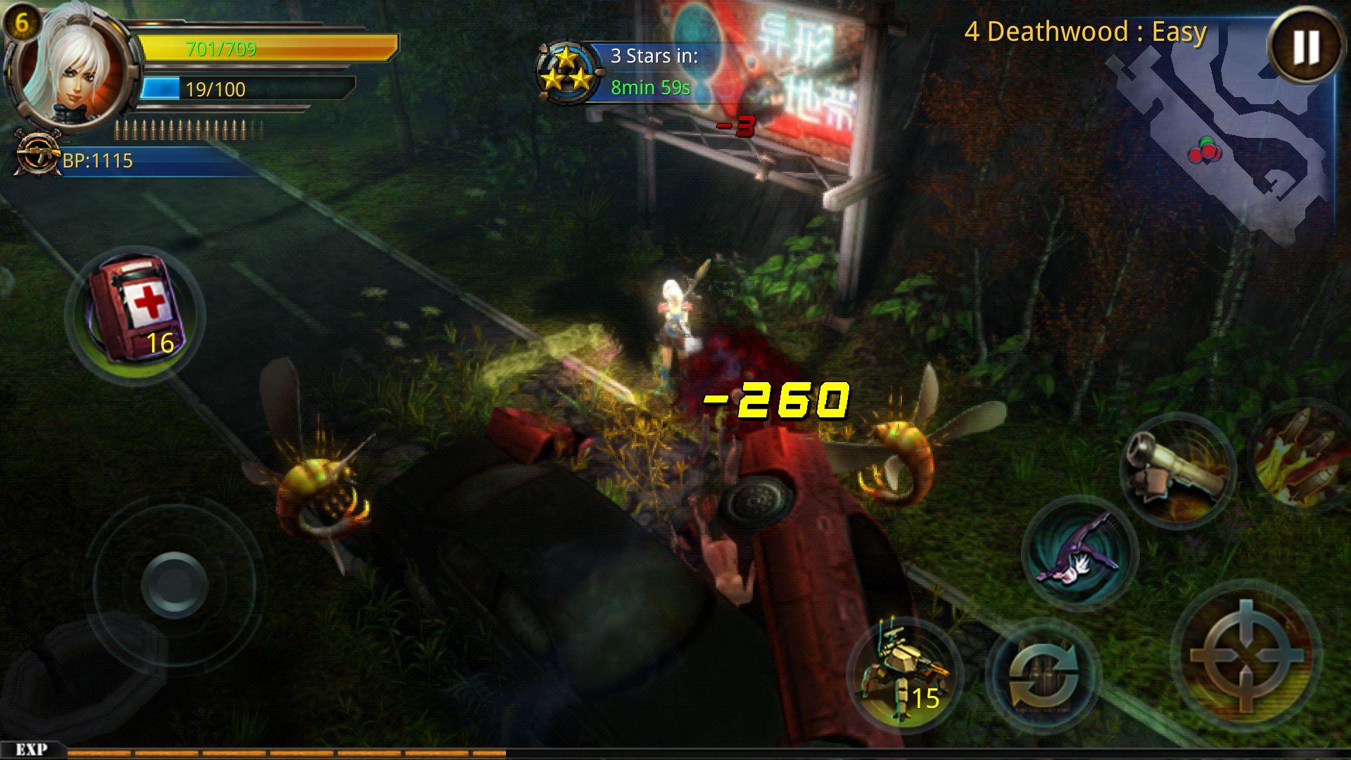 androidアプリ Broken Dawn II攻略スクリーンショット3