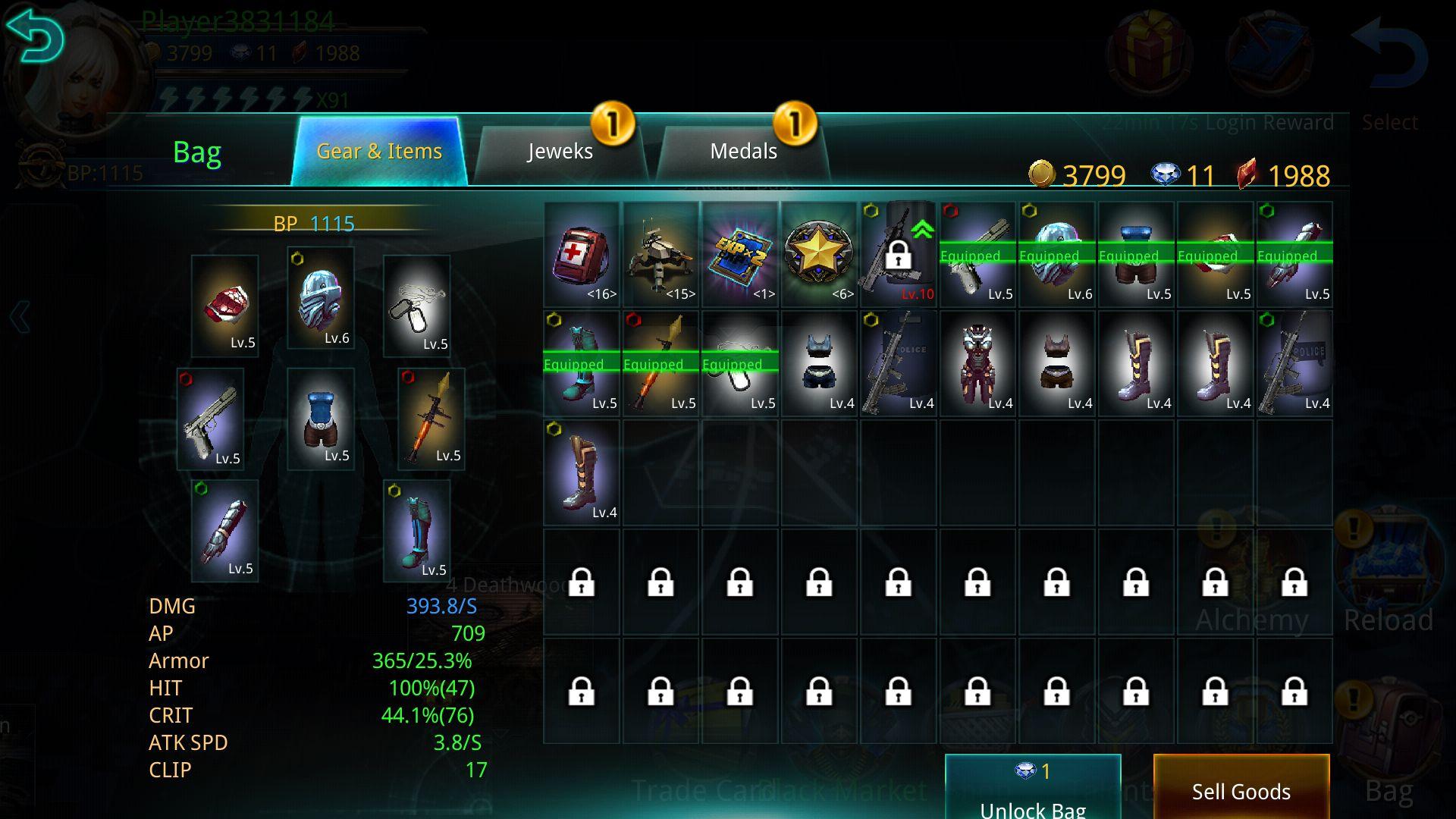 androidアプリ Broken Dawn II攻略スクリーンショット4