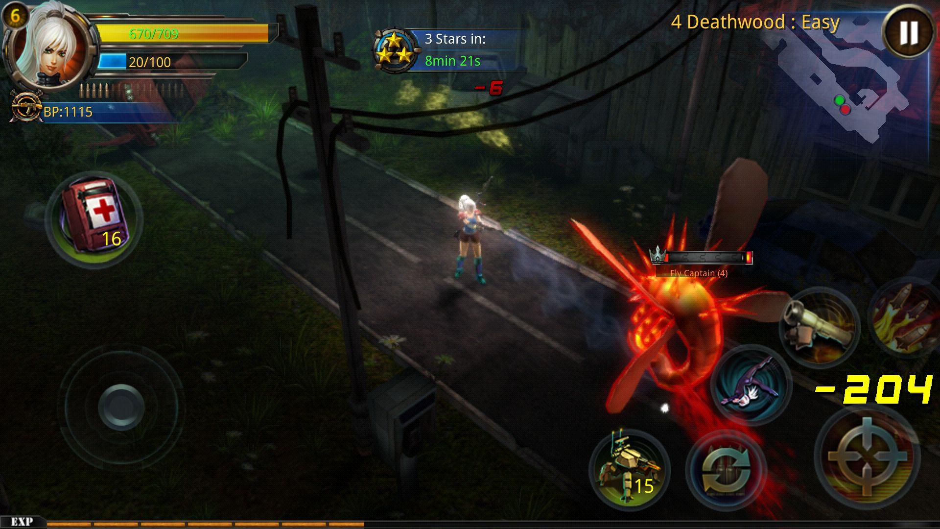 Broken Dawn II androidアプリスクリーンショット1