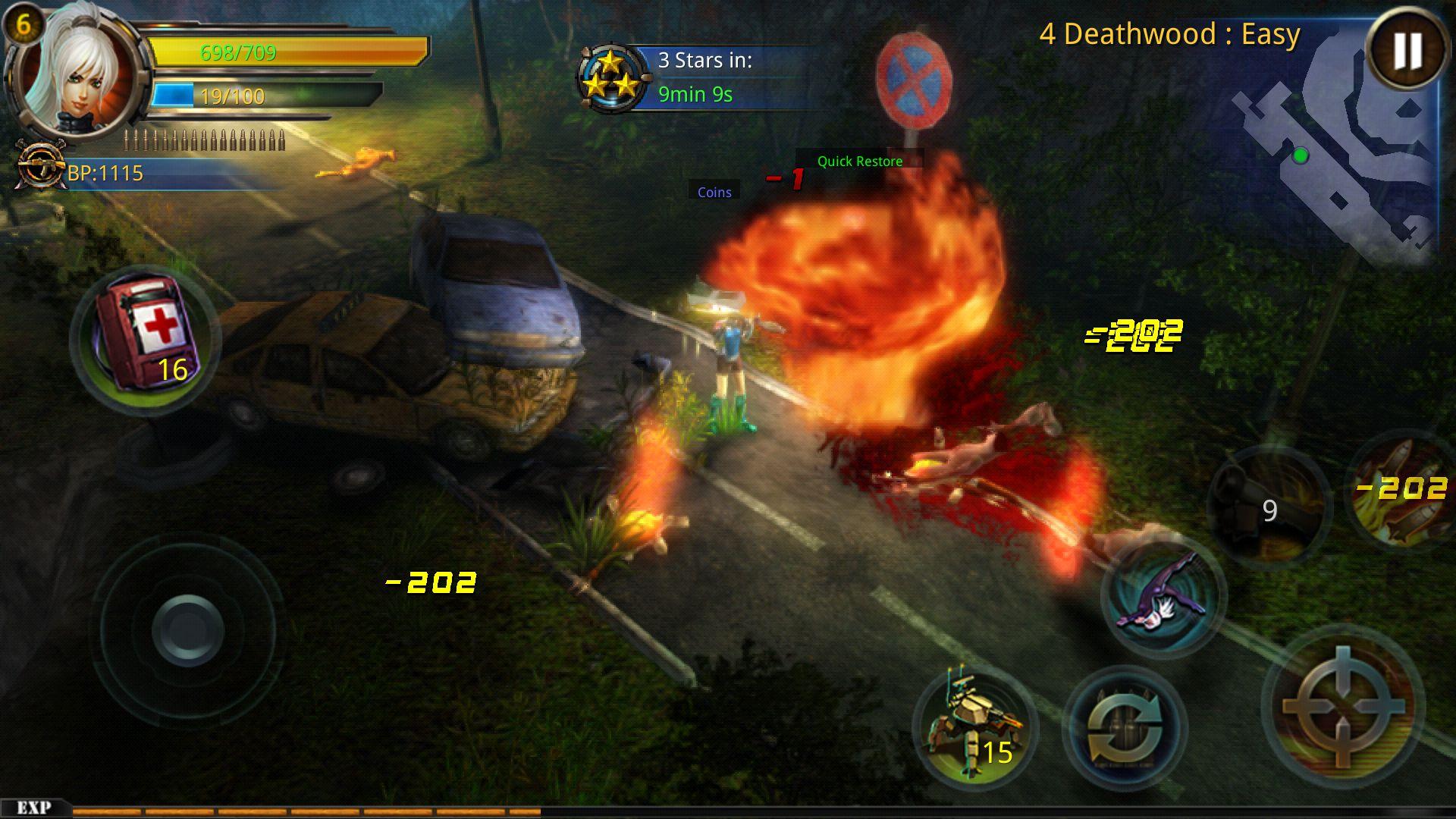 Broken Dawn II androidアプリスクリーンショット3