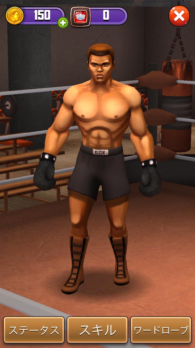 Muhammad Ali: Puzzle King(モハメド・アリ パズルキング) androidアプリスクリーンショット2