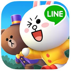 LINE ラッシュ