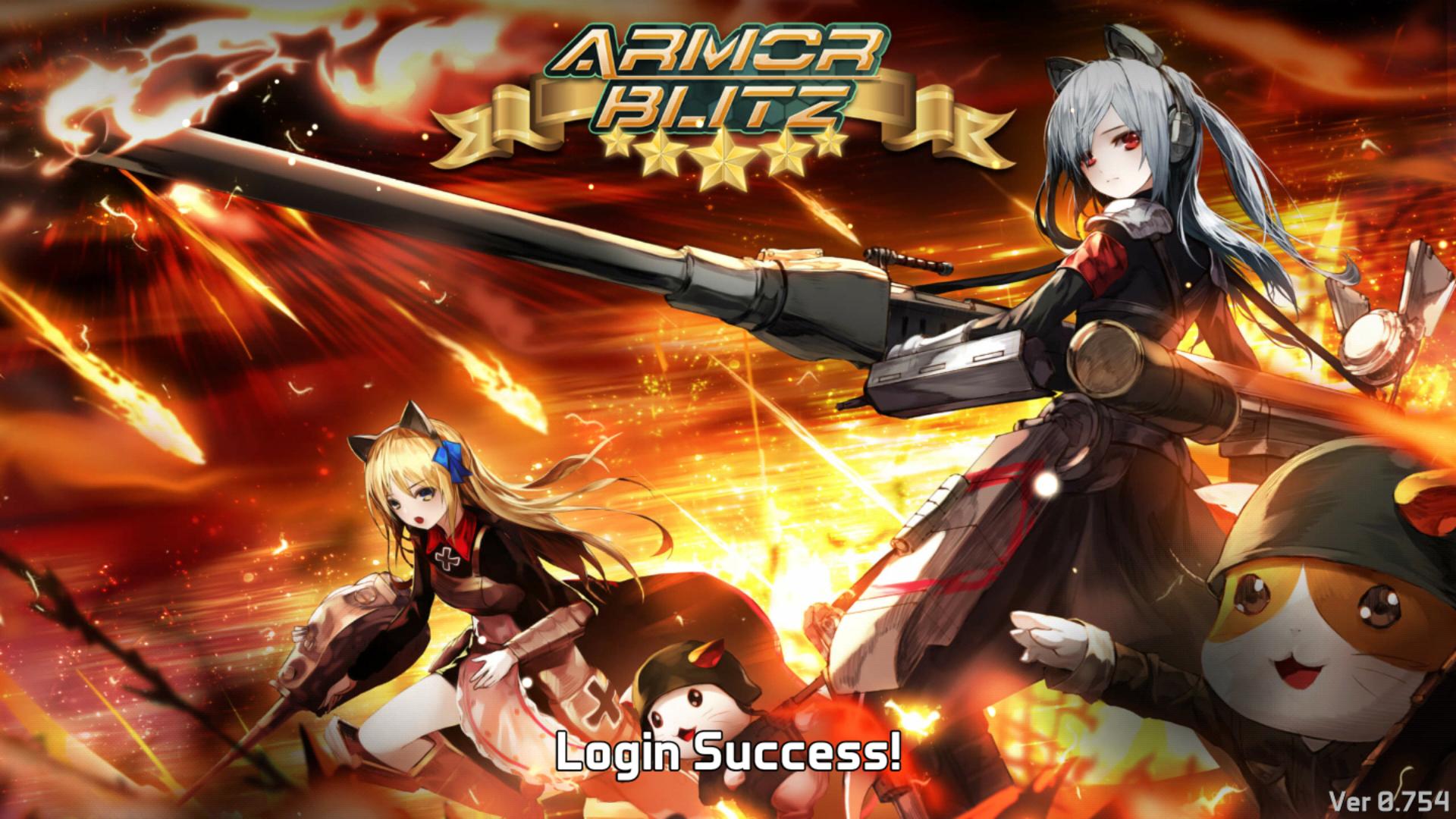 androidアプリ Armor Blitz攻略スクリーンショット1